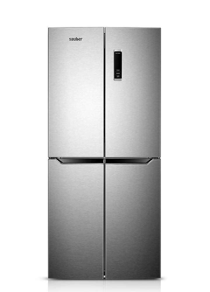 American Refrigerator Sauber Sac180 Nofrost A + Inox