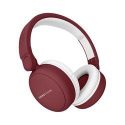 Fone de ouvido bluetooth com microfone energia sistem 445790 vermelho