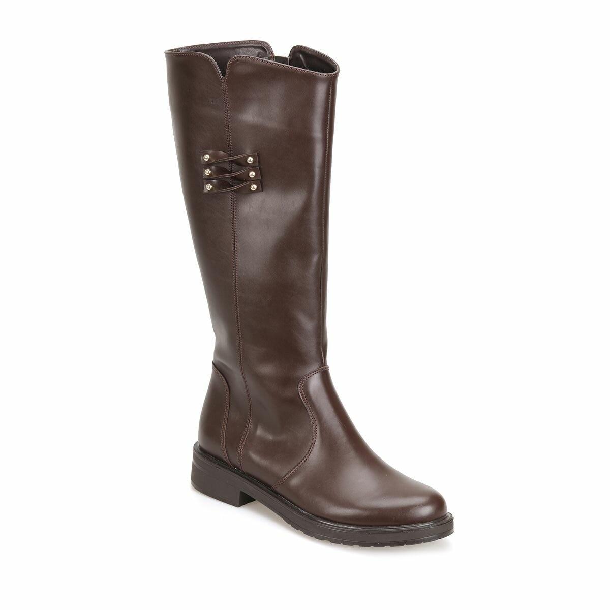 FLO 18K-089 Brown Women 'S Boots BUTIGO