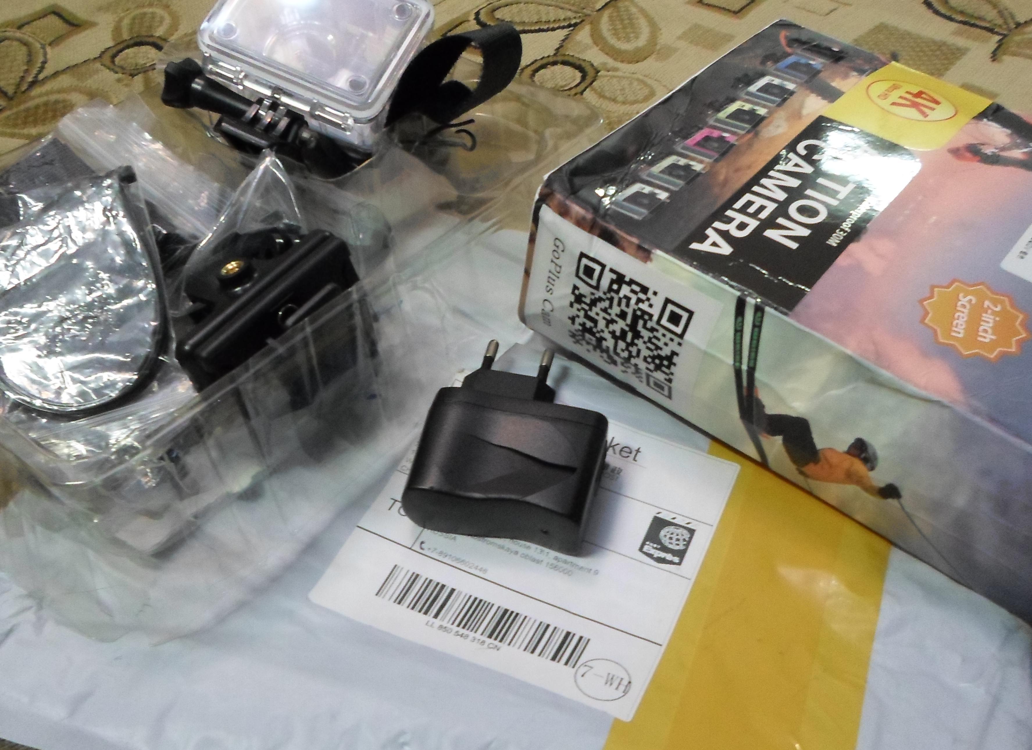 -- Capacete Action Câmera