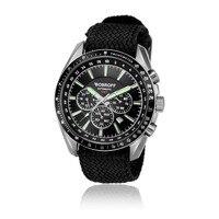 Relógio masculino bobroff bf0010v2pn (42mm)