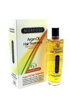 Argan yağı içeren bitkisel formül pürüzsüz parlak ve ipeksi saçlar Nemlendirici ve şekillendirici