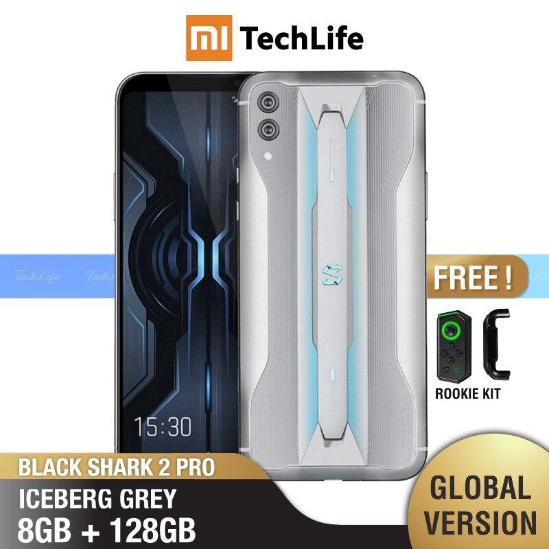 Global Version Xiaomi BlackShark 2 Pro 128GB ROM 8GB RAM Gaming Phone (BrandNew/Sealed) Blackshark2pro,blackshark