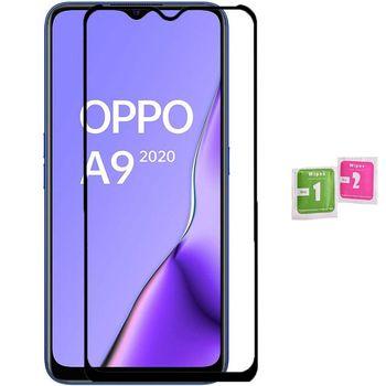 Перейти на Алиэкспресс и купить 1x закаленное стекло для OPPO A9 2020 Полный ЖК-экран протектор