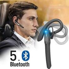 M8 business auricolari Bluetooth cuffie Wireless vivavoce Stereo cuffie Bluetooth con cancellazione del rumore con microfono per smartphone