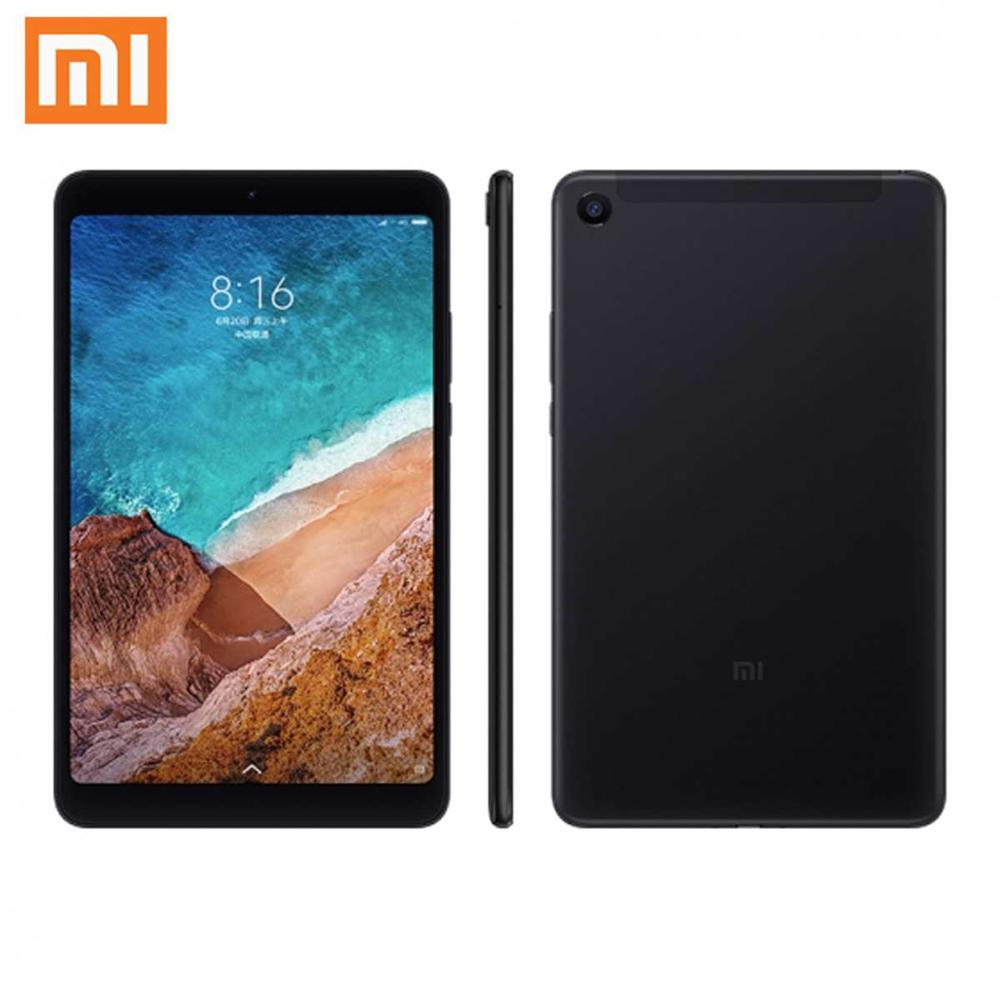 XIAOMI Mi Pad 4 8 Inch IPS Tablet 4G RAM 64G ROM WiFi Octa Core Snapdragon 660 MIUI 9 OS 1920*1200 FHD Tablet PC Global Version
