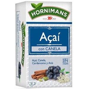 Infusion of açai with cinnamon, cardamom and anise 20 Hornimans sachets