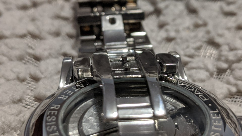 -- Casual Relógios Dwaterproof