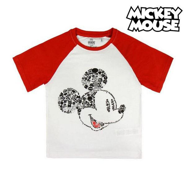 Child's Short Sleeve T Shirt Mickey Mouse 73484      - title=