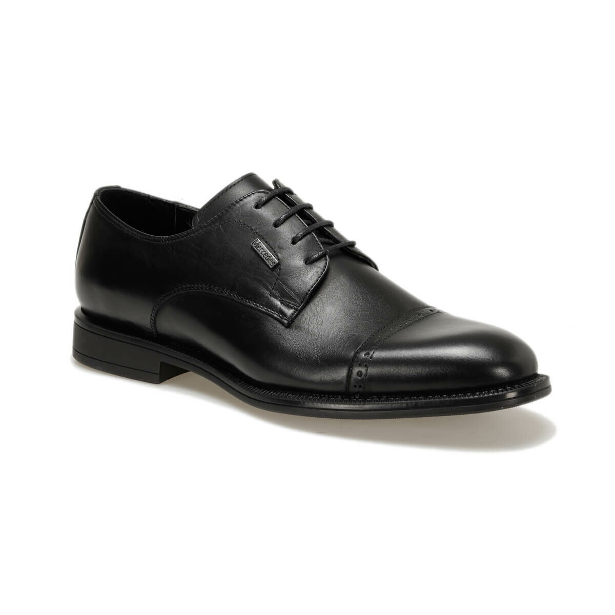 FLO ROME 9PR Black Men 'S Classic Shoes MERCEDES