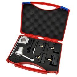 Mini Multifid Quick Change Tool Post wytaczanie/liczenie/uchwyt obrotowy z M8/M10 zestaw śrub montażowych do tokarek narzędzia w Uchwyty na narzędzia od Narzędzia na