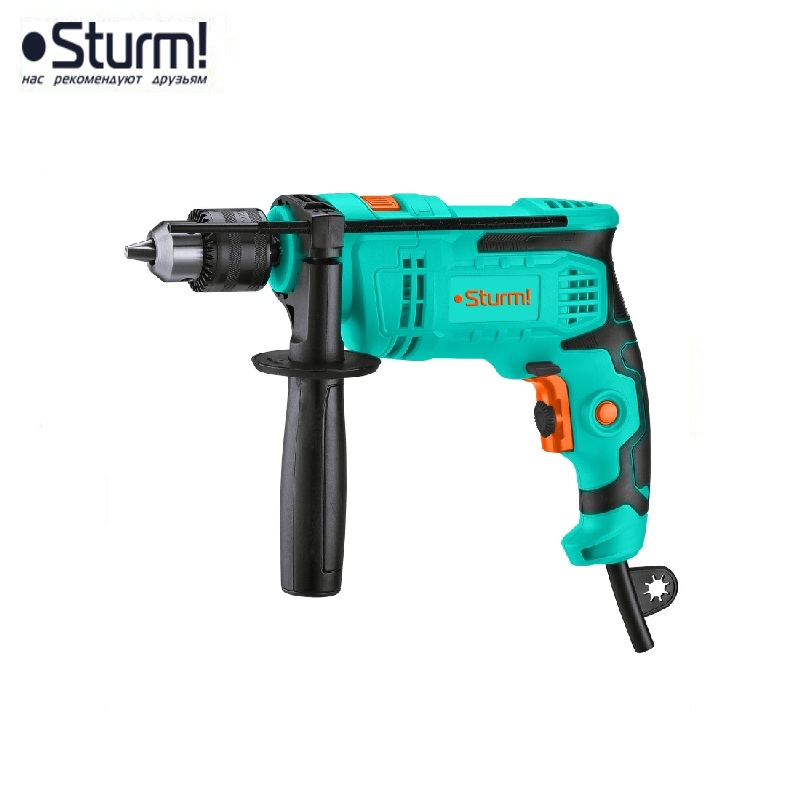 ID2170 Sturm percussion drill, 700 W, 0-2800 rpm, 0-44800 beats / min, regulation rpm, cartridge 13mm Percussion drill Boring handsaw sturm 1060 92 700