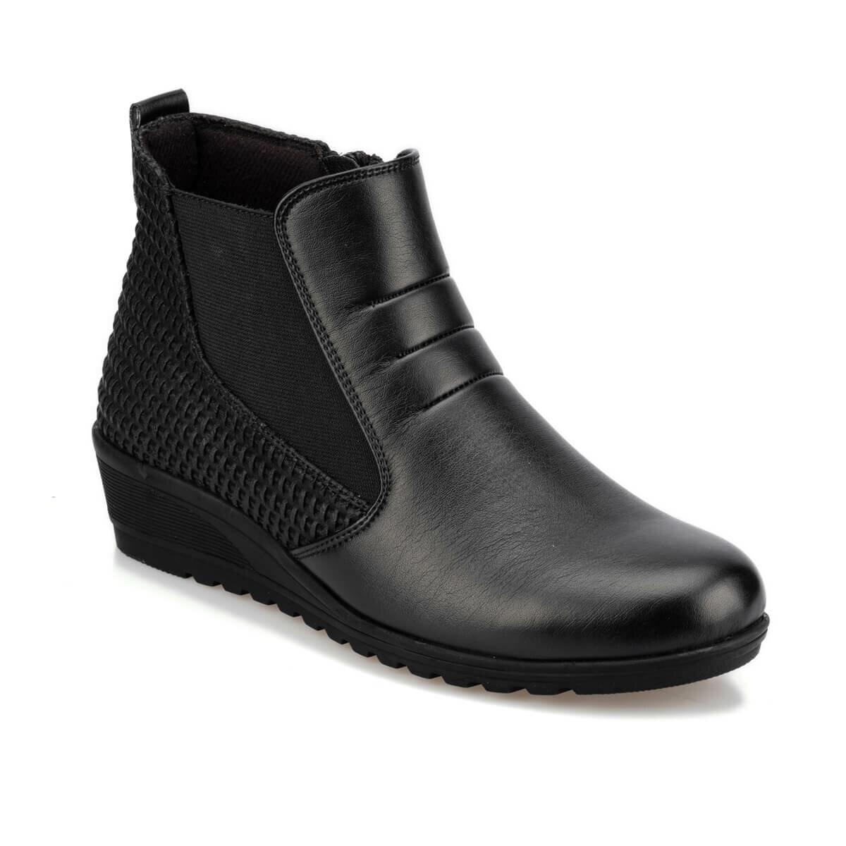 FLO 92.151084.Z Black Women Sandals Polaris