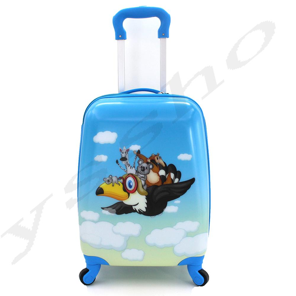 Children's Suitcase For Cabin For Travel With Stamping Rigid Order Child