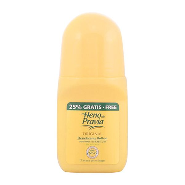 Roll-On Deodorant Original Heno De Pravia (50 Ml)