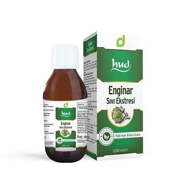 цена на Natural Artichoke Liquid Extract (GMP Certified Syrup) 100 ml
