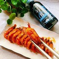 """#美食说出""""新年好""""#茄汁红烧大虾的做法图解13"""
