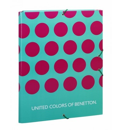 FOLDER FOLIO 3 LAPELS BENETTON