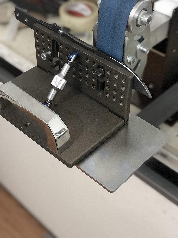 TR Maker Belt Grinder Knife Jig, Knife Sharpener  Ленточная шлифовальная машина Jig, точилка для ножей