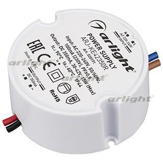 028191 Power Supply Arj-ke42350r (15 W, 350ma, PFC) Arlight 1-piece