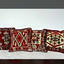 Turkish High Quality Ottoman Style Cushion Pillow Cover 17