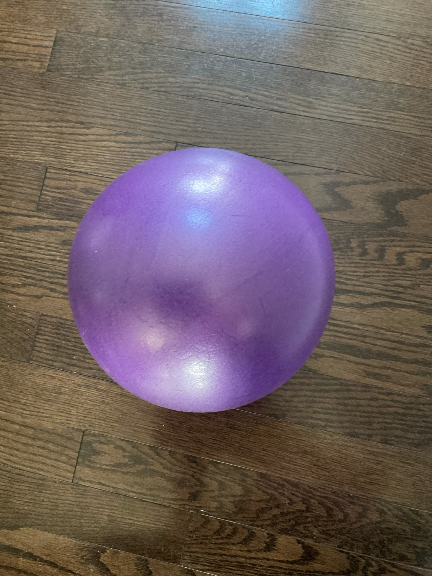 Small Fitness Ball photo review