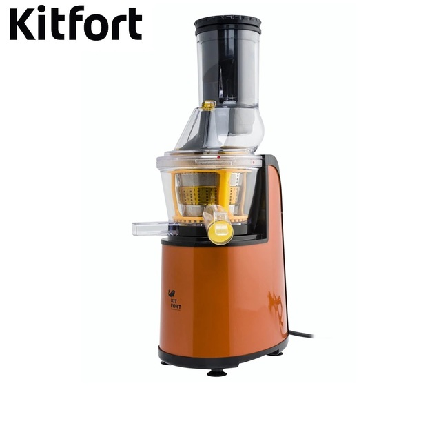 Шнековая соковыжималка Kitfort KT-1102