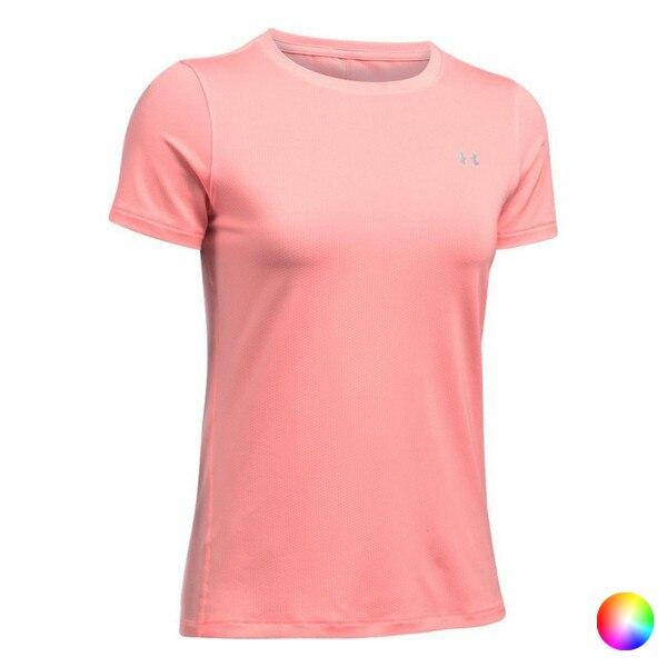 Women's Short Sleeve T-Shirt Under Armour 1285637