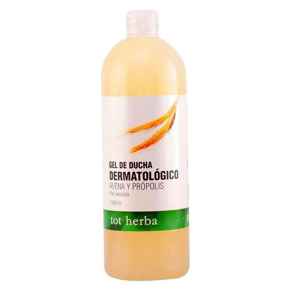 Dermatological Oat And Propolis Shower Gel Tot Herba