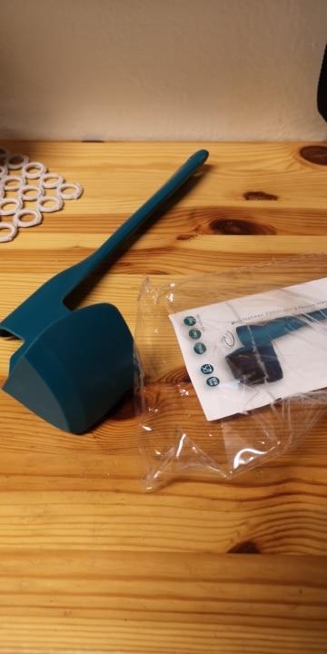 Rotating Spatula Scraper photo review