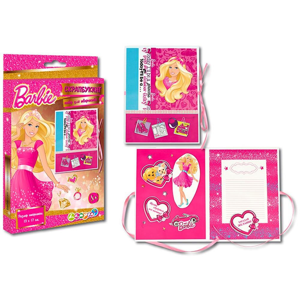 цена на Set for children's creativity Academy Of Barbie Scrapbooking