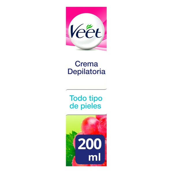 Veet Natural Inspirations Hair Removal Cream 200 Ml