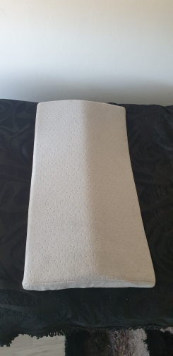 Memory Foam Sleeping Pillow for Lower Back Pain photo review