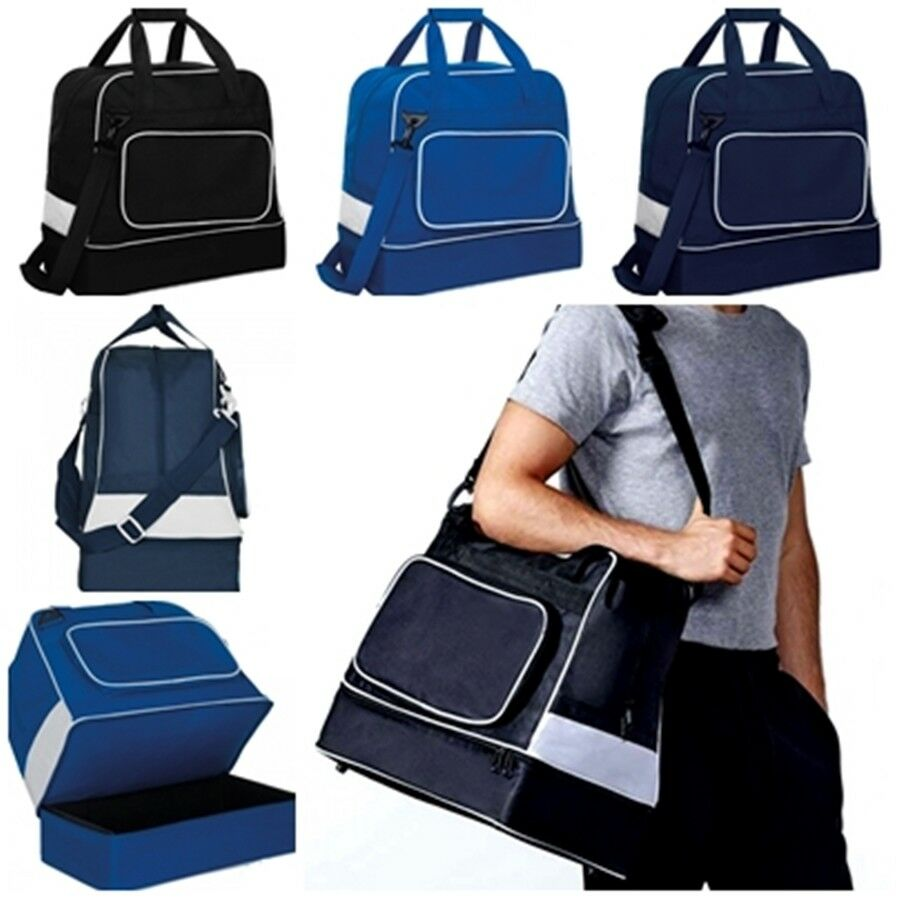 Stock Exchange Sports Double Handle And Front Pocket With Zipper. With Shoerack. Striker