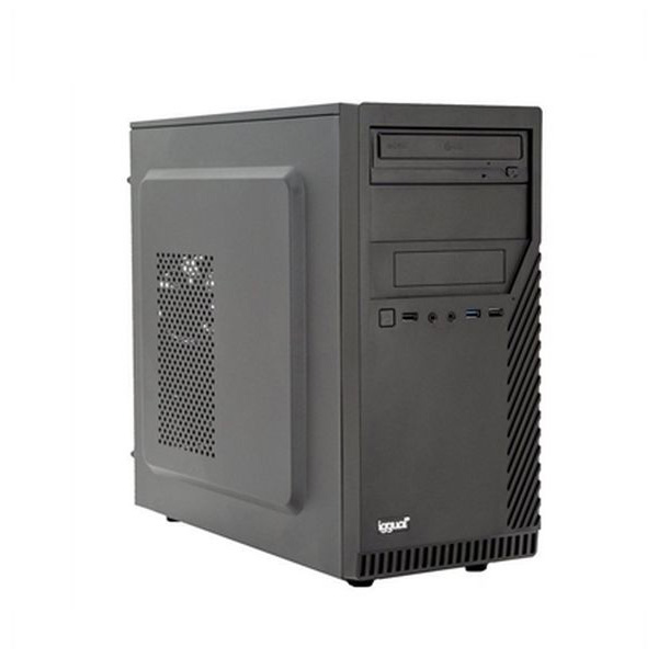 Desktop PC Iggual PSIPCH401 I3-8100 4 GB RAM 1 TB HDD Black