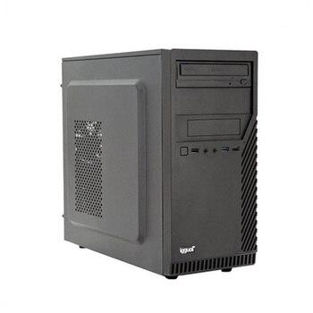 Desktop PC iggual PSIPCH401 i3-8100 4 GB RAM 1 TB HDD Schwarz