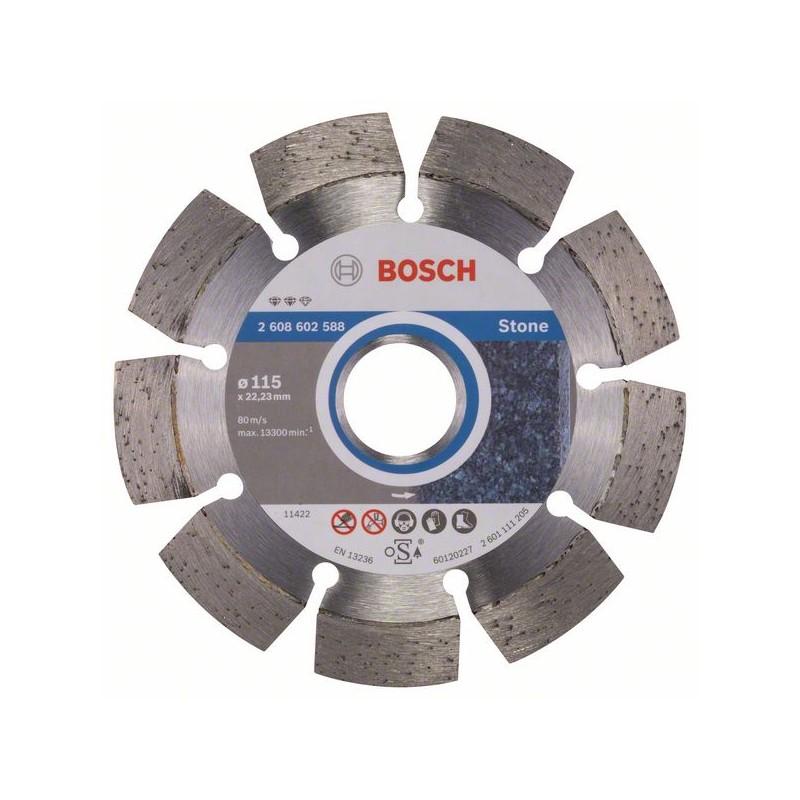BOSCH metal cutting Disc diamond Expert Stone 115x22 23x2 2x12mm|Power Tool Accessories| |  - title=