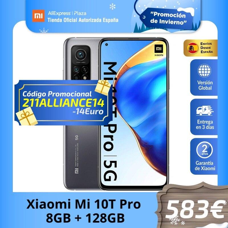 Xiaomi Mi 10T Pro (Memoria interna de 128GB de RAM de 8GB 5G 6,67