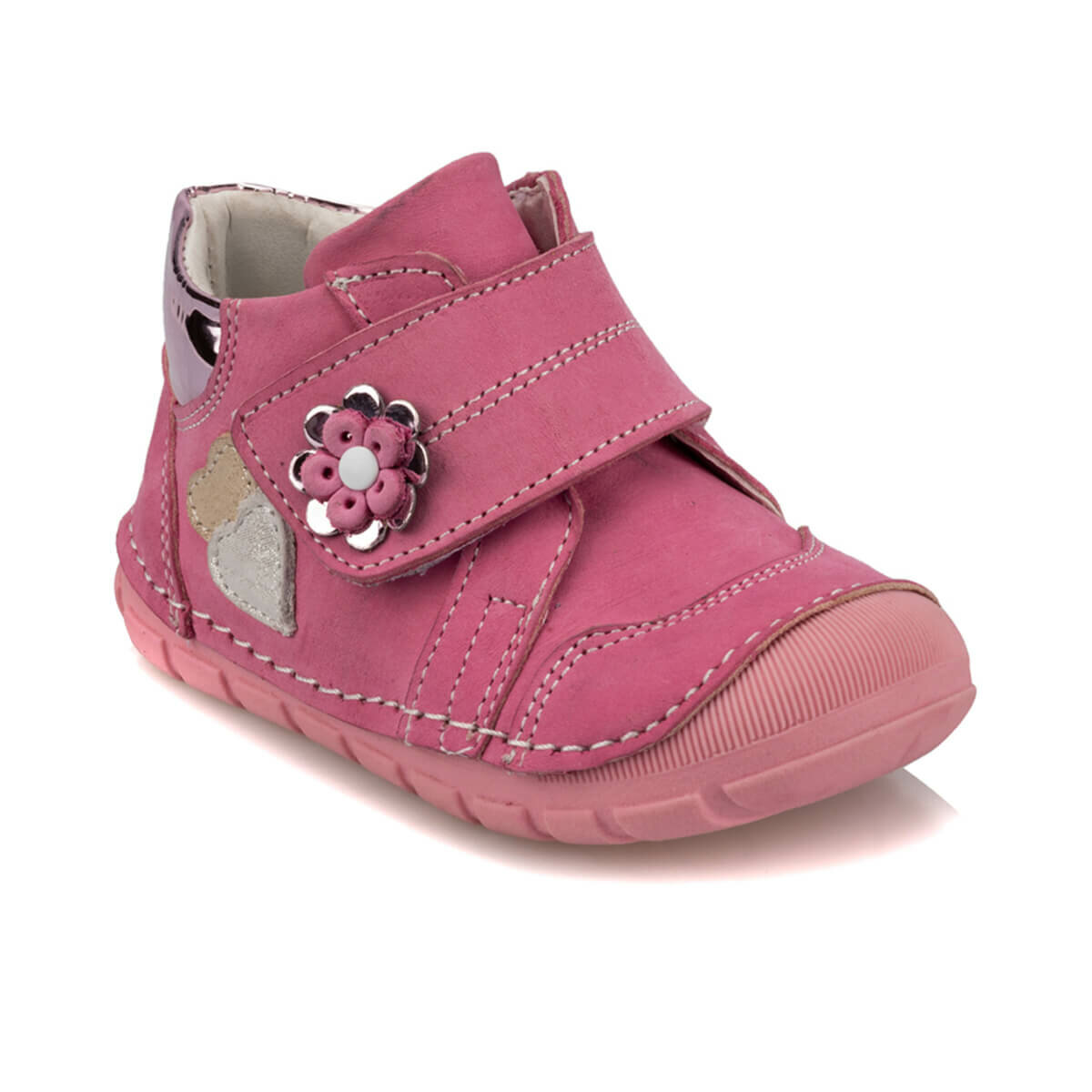FLO 92.511740.I Pink Female Child Sneaker Shoes Polaris