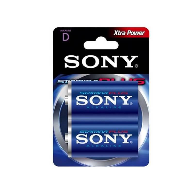 Alkaline Battery Sony AM1-B2D AM1-B2D 1,5 V (2 Pcs) Blue