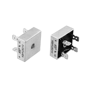 Image 4 - 2PCS KBPC5010 5010 50A 1000V Phases Diode Bridge Rectifier New And Original
