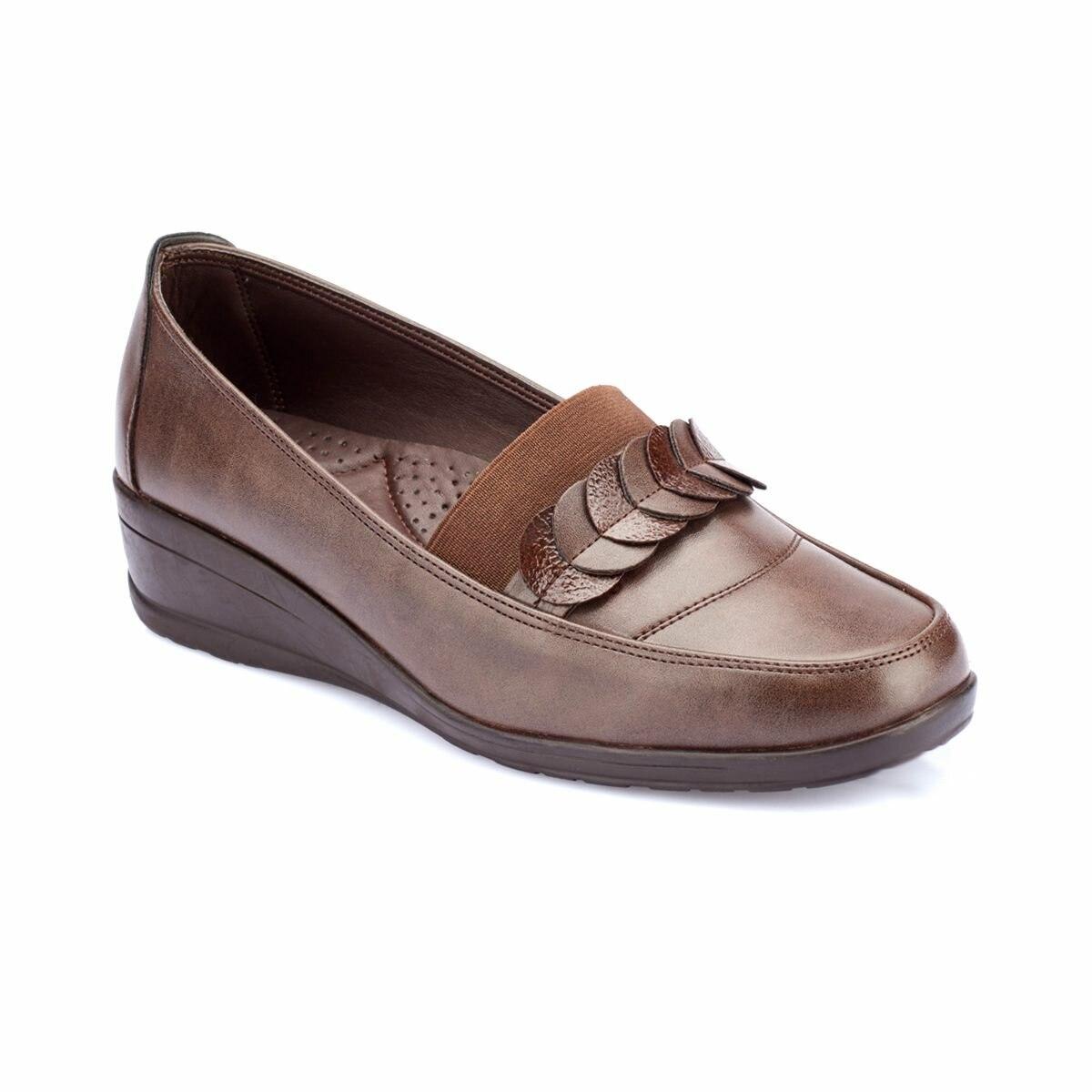 FLO 82. 150070.Z Brown Women 'S Shoes Polaris