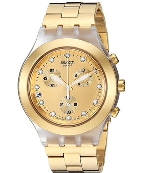 Swatch Gold Women's Watch Swiss Made High Quality Original Full-Blooded Svck4032g цена 2017