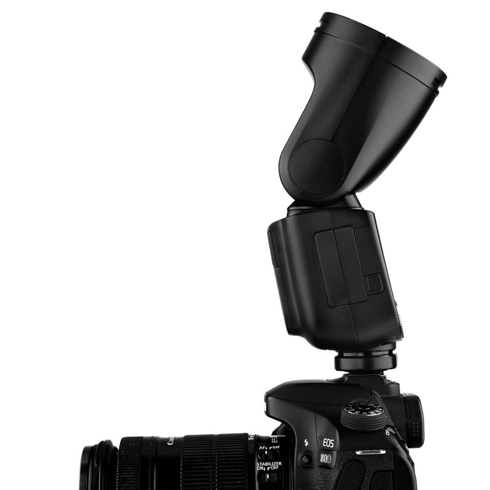 GODOX V1C TTL LI-ION Round Head Camera Flash for Canon EOS Series Camera
