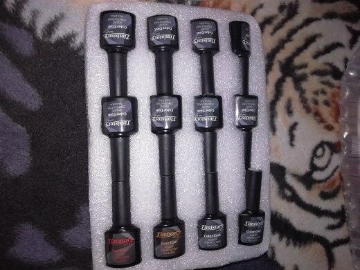 -- Conjunto Manicure Lâmpada