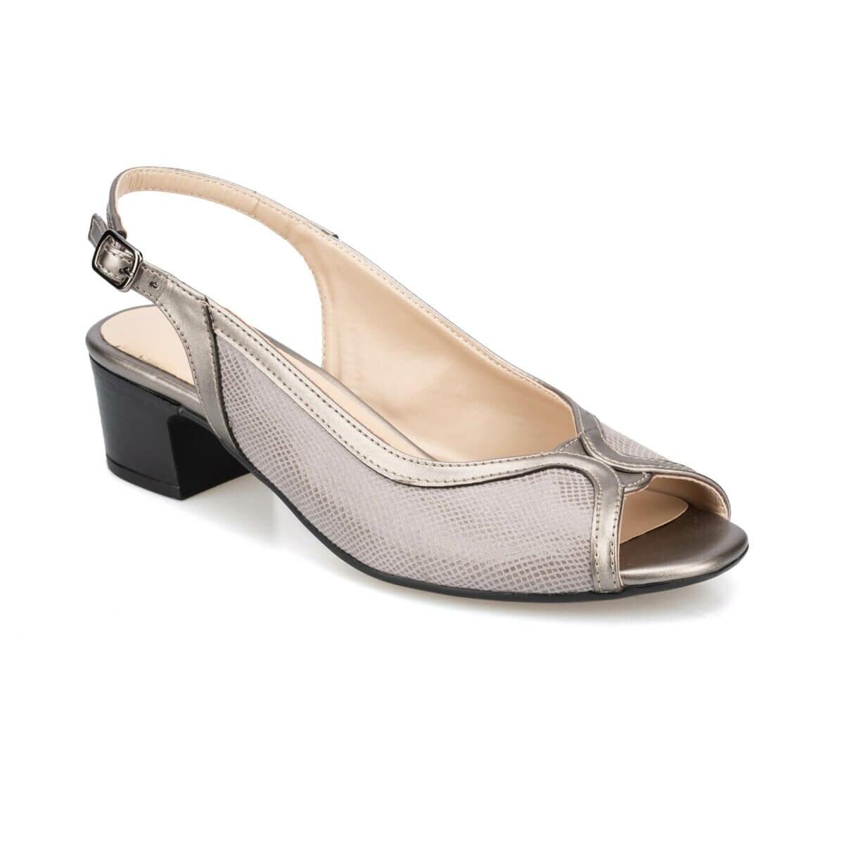 FLO 91.150802.Z Gray Women 'S Sandals Polaris