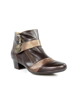 Ankle boots soft brown. pv7