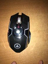 Mouse super, I recommend. Convenient in the hand, glow. All as in the description. Got the