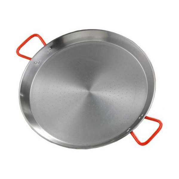 Paella Valenciana 65 cm. Polished For 22 People|Pans| |  - title=