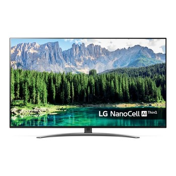 "Smart TV LG 49SM8600 49"" 4K Ultra HD LED Nanocell WiFi Black"